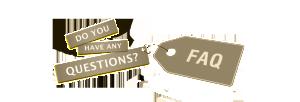 FAQs beige tags