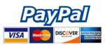 PayPal credit cards 150x70